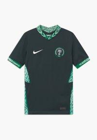 Nike Performance - NFF NIGERIA - Klubové oblečení - seaweed/white - 0