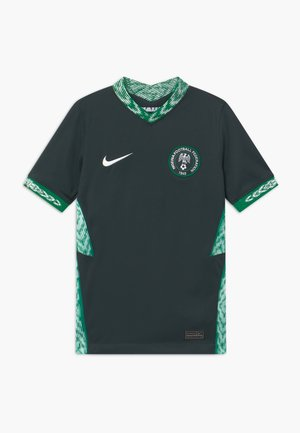 NFF NIGERIA - Club wear - seaweed/white
