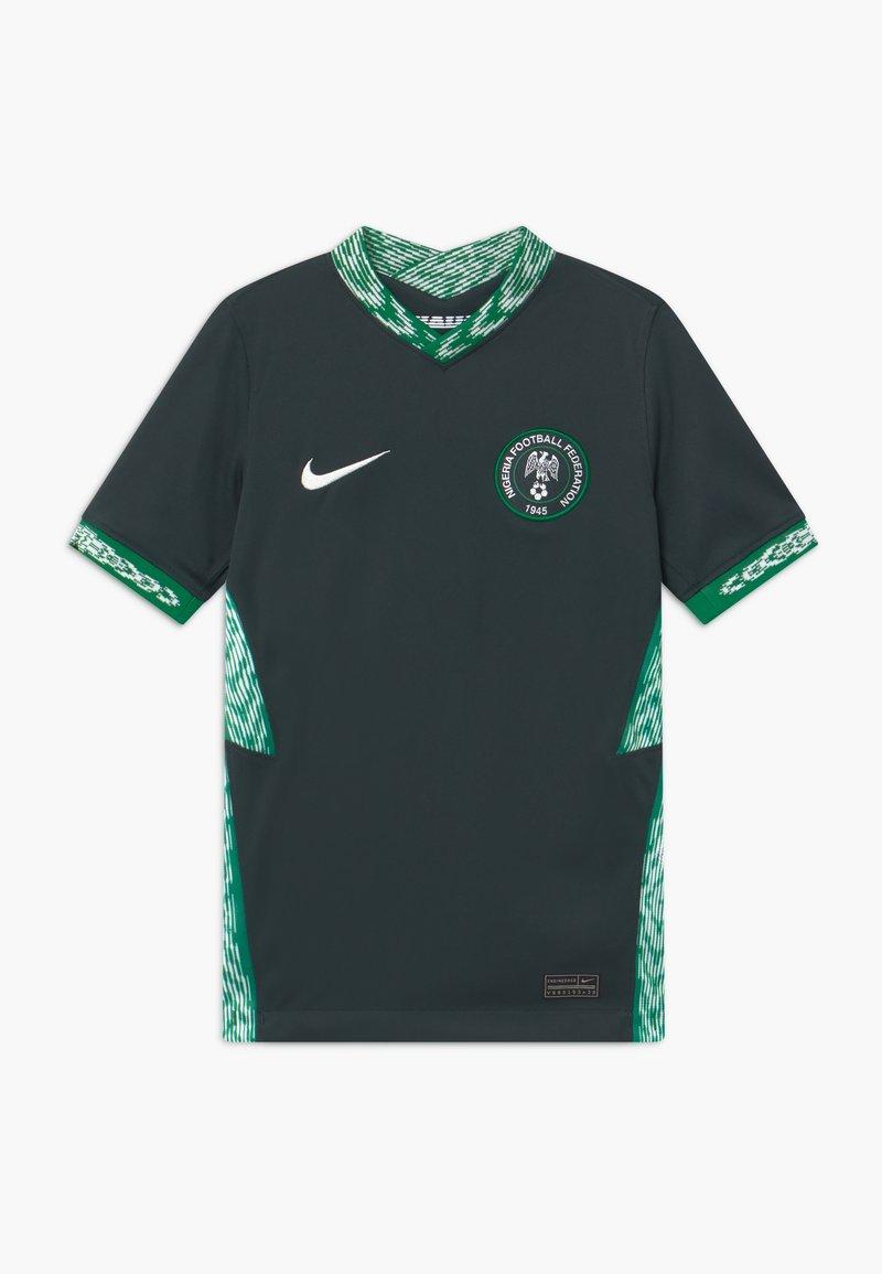 Nike Performance - NFF NIGERIA - Klubové oblečení - seaweed/white