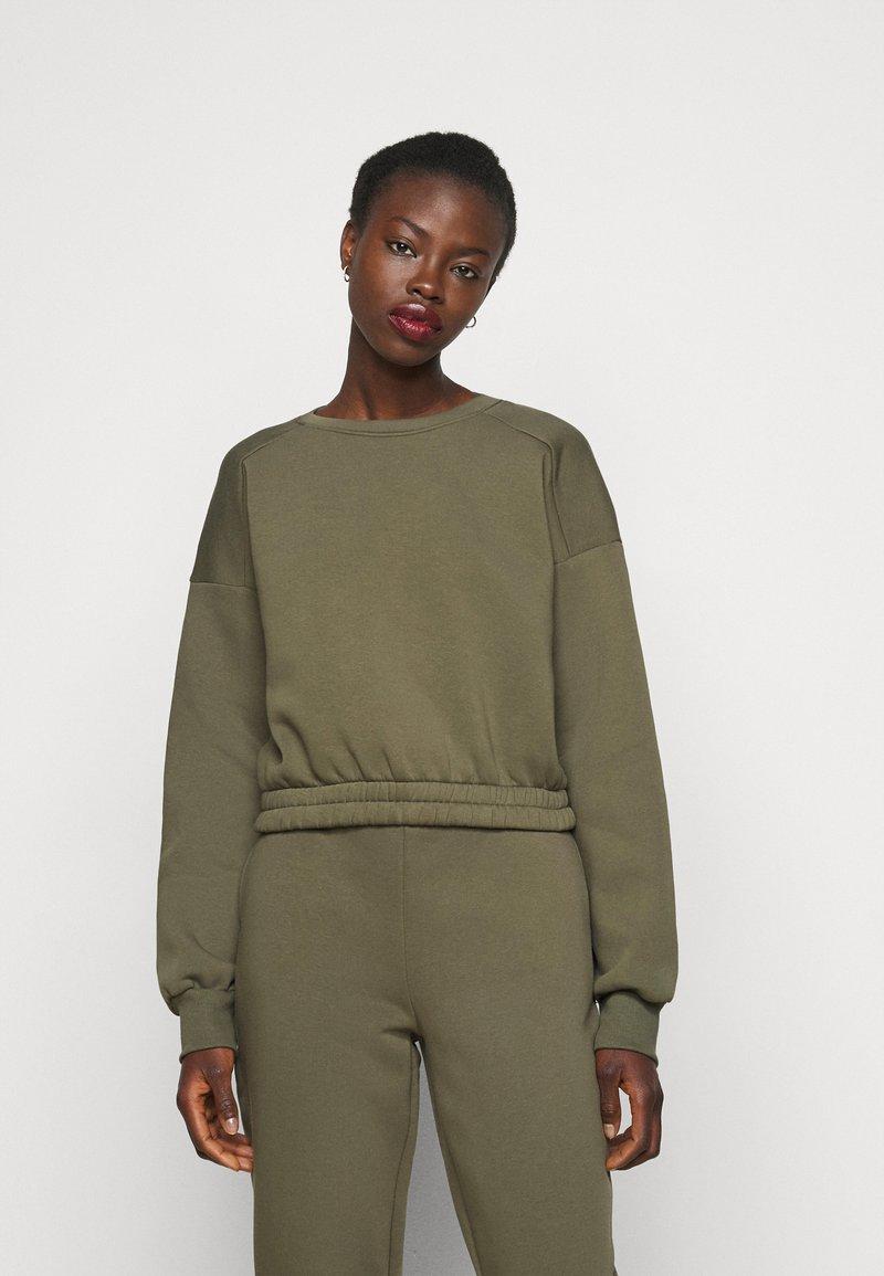 Noisy May Tall - NMPERCY - Sweatshirt - kalamata
