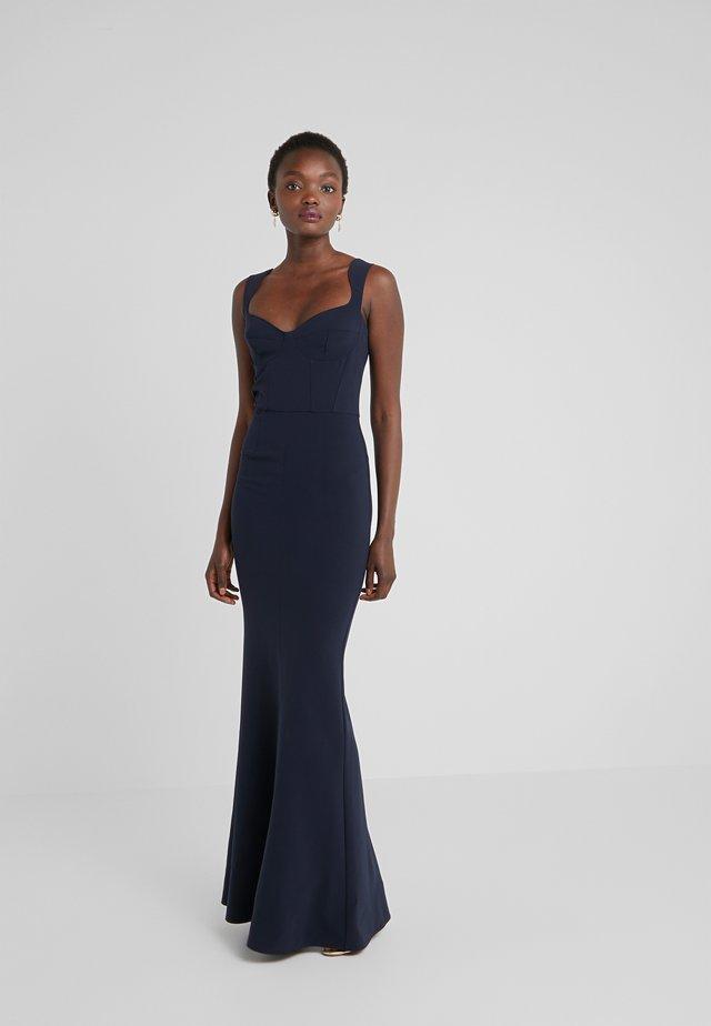 Suknia balowa - dark blue