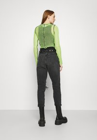 The Ragged Priest - LIME SHEER BLACK SEAMS - Jumper - lime - 2