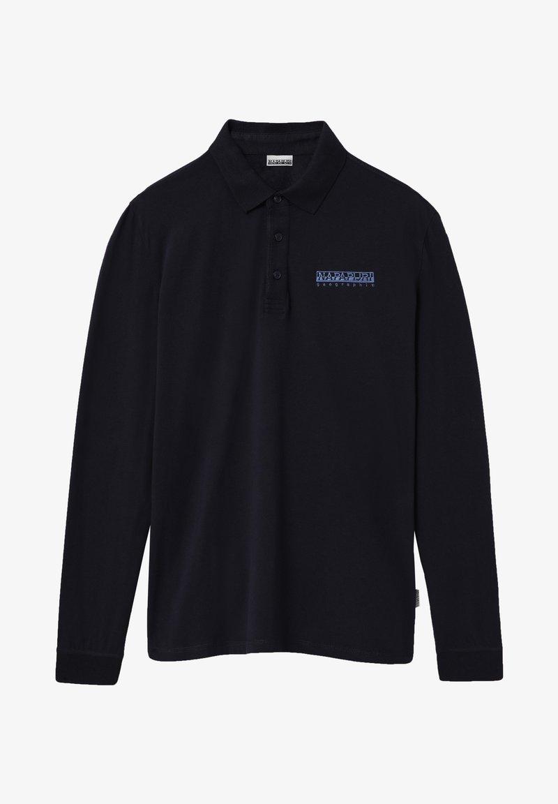 Napapijri - EBELL - Polo shirt - blu marine