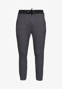 CLOSURE London - TEXTURED STRIPE TROUSER - Pantalones deportivos - grey - 3