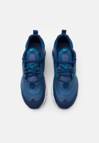 Nike Sportswear - AIR MAX EXOSENSE UNISEX - Zapatillas - mystic navy/bleached turquoise/coastal blue/green abyss/white/leche blue - 3