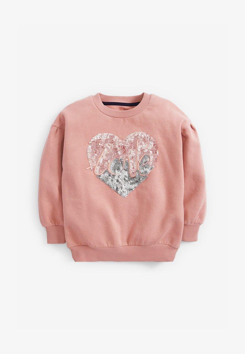 Next - Sweatshirts - pink