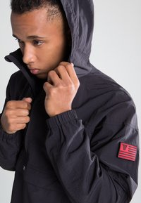K1X - Urban Hooded - Fleece jacket - black - 3