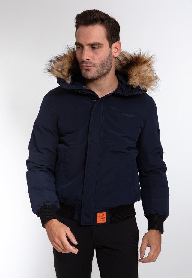 ASPEN - Winter jacket - navy