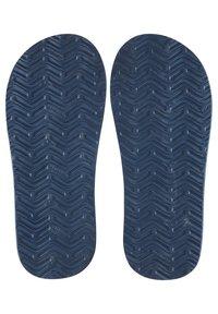 Quiksilver - MONKEY ABYSS - Slippers - dark blue - 2