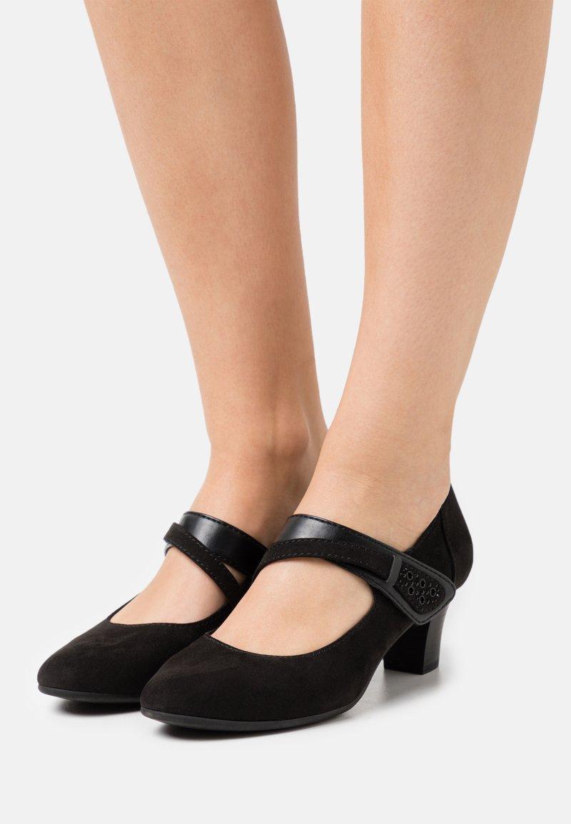 Jana - Klassiske pumps - black