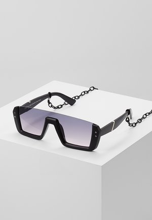 CHAIN SUNGLASSES FUTURE - Sunglasses - black