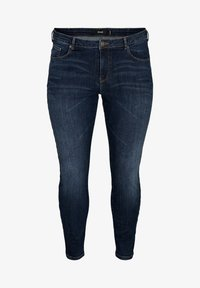 Zizzi - AMY  - Slim fit jeans - blue - 1