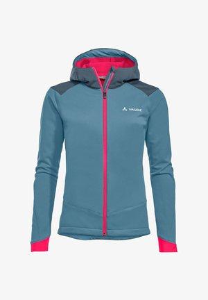 WO QIMSA - Sports jacket - light blue