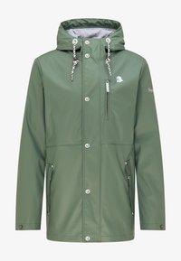 Schmuddelwedda - Waterproof jacket - green - 4