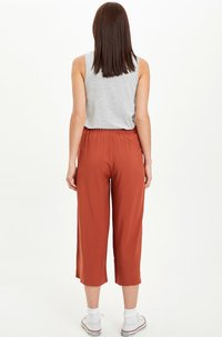 DeFacto - Trousers - orange - 2