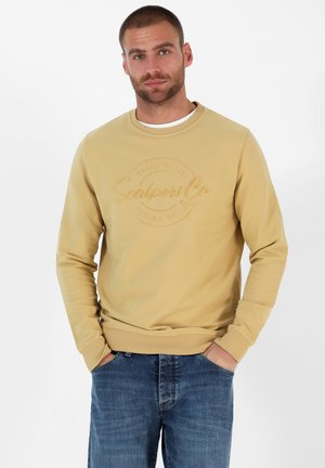STAMP - Bluza - yellow