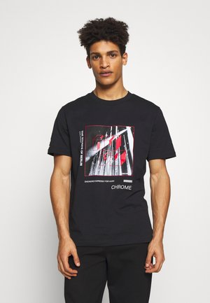 DWEET - Print T-shirt - black