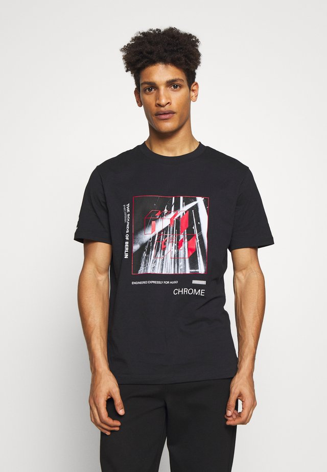 DWEET - T-shirt print - black