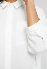 Modström - ALEXIS - Button-down blouse - off white - 5