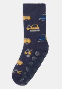 Ewers - TRUCK 4 PACK - Socks - blue/grey - 1