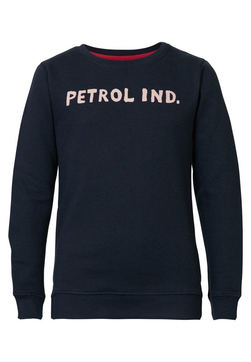 Petrol Industries - Mikina - deep navy