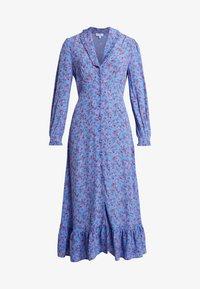 Ghost - ANOUK DRESS - Abito a camicia - blue - 6