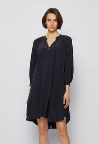 BOSS - DIFLORU - Day dress - open blue - 0