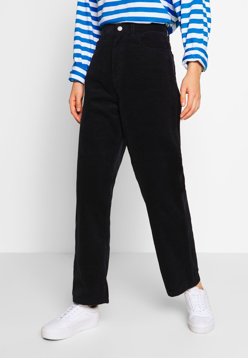 Carhartt WIP - NEWPORT COVENTRY PANT - Trousers - dark navy