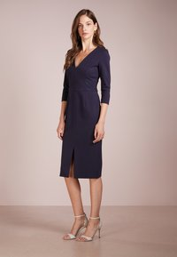 HUGO - KALAYLA - Shift dress - open blue - 0