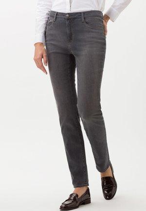 STYLE CAROLA - Slim fit jeans - gray