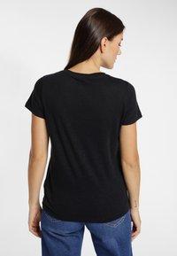 Lee - T-shirt basic - black - 2