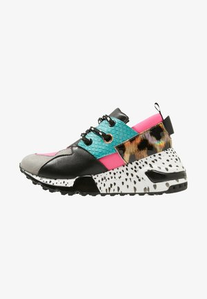 Sneakers laag - bright multi