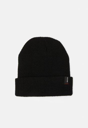 HEIST BEANIE UNISEX - Bonnet - black
