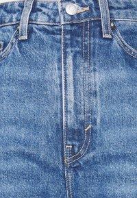 Weekday - ROWE - Jeans straight leg - sea blue - 2