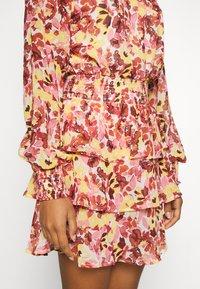 Gina Tricot - ALVA DRESS - Kjole - multicoloured - 6