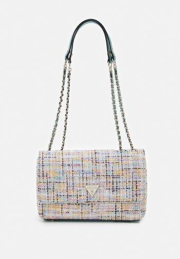 CESSILY CONVERTIBLE BODY FLAP - Handbag - multi
