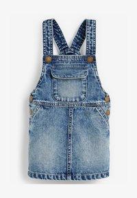 Next - Vestito di jeans - bleached denim - 0