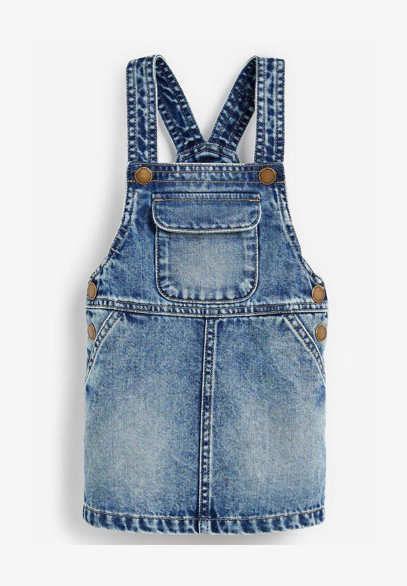 Next - Vestito di jeans - bleached denim