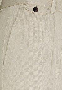 Jack & Jones PREMIUM - JJIMARCO JOHN MELANGENOR - Trousers - beige - 2