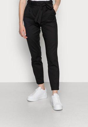 VISOFINA PANT - Pantalones - black