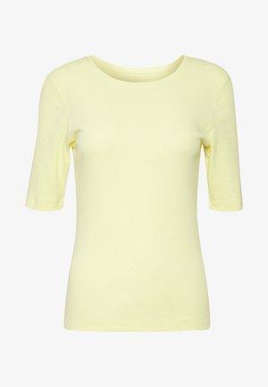 DAILY  - Jednoduché triko - fresh lemon