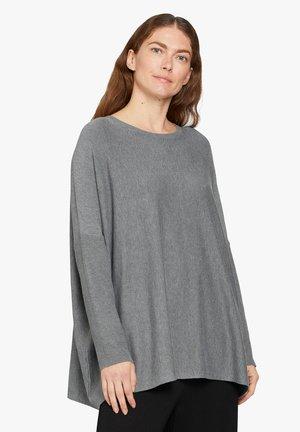 FANASI - Jumper - grey melange