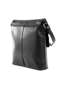 Saddler - OSLO  - Across body bag - black - 3