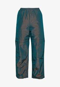 Weekday - KINNA TRACK TROUSER - Shorts - olive green - 0