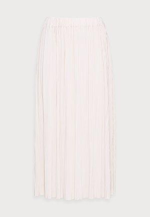UMA SKIRT - Pleated skirt - crystal pink
