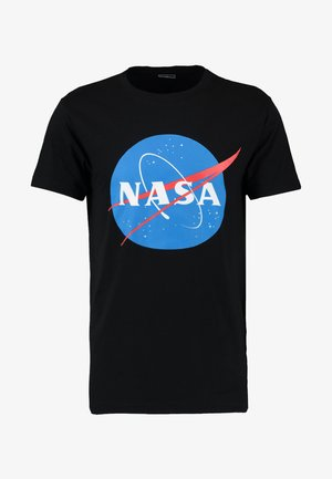 NASA  - T-shirts print - black