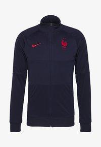 Nike Performance - FRANKREICH FFF - Landslagströjor - blackened blue/university red - 0