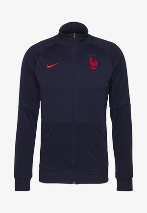 FRANKREICH FFF - National team wear - blackened blue/university red