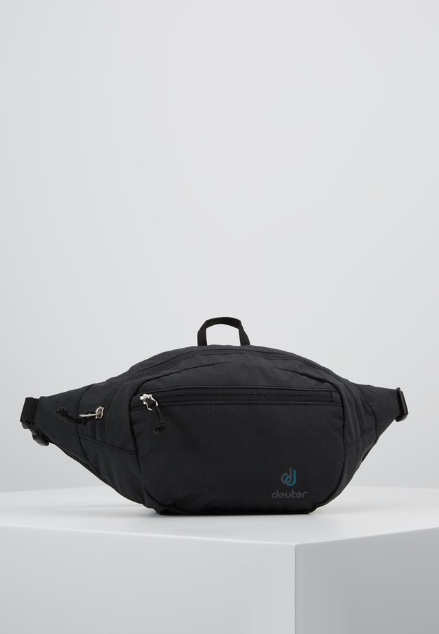 BELT II - Bum bag - black