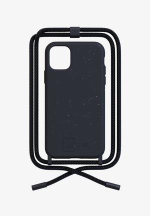BIODEGRADABLE IPHONE 12 MINI - Telefoonhoesje - black